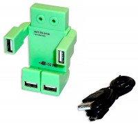 USB-Хаб Робот 4 порту