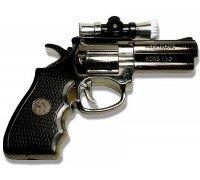 Зажигалка газовая Револьвер