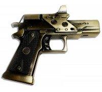 Запальничка у вигляді пістолета