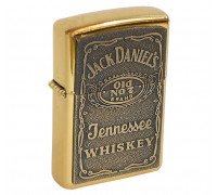 Запальничка Zippo Jack Daniels Label
