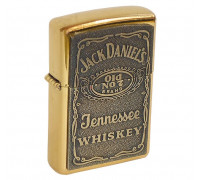 Зажигалка Zippo Jack Daniels Label